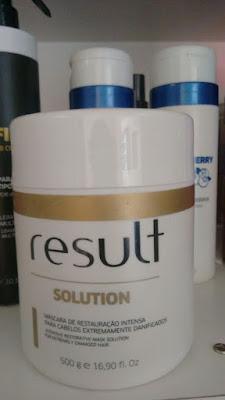 result cosmétics