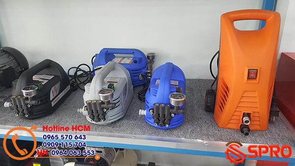 Máy rửa xe gia đình và vệ sinh máy lạnh Tonyson V1