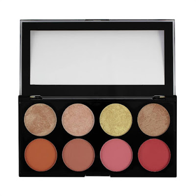 Makeup-revolution-blush-palette-blush-goddess-highlighter-boozyshop-sale