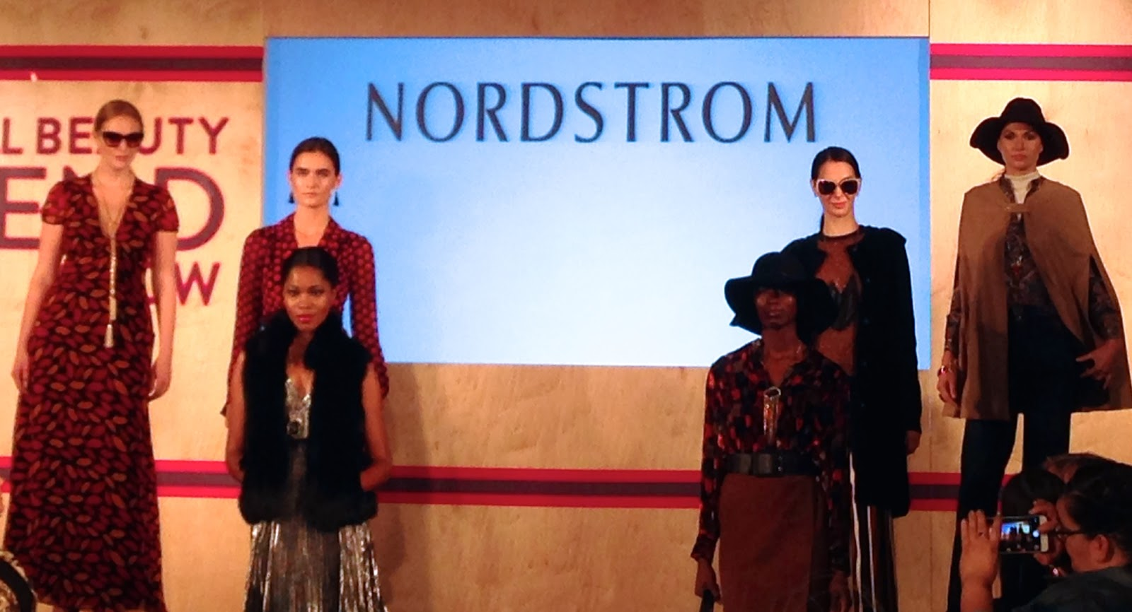 Nordstrom Fall Beauty Trend Show 2015