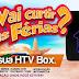 HTV 6 Primeiras Imagens do Novo Modelo da HTV Box - 15/01/2019