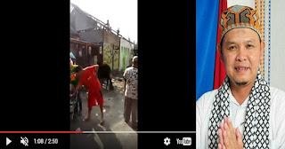 [VIDEO] Heboh Rumah Kepala Desa Dirobohkan Warganya, Begini Cerita Lengkapnya