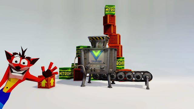 Crash Bandicoot : merci Activision