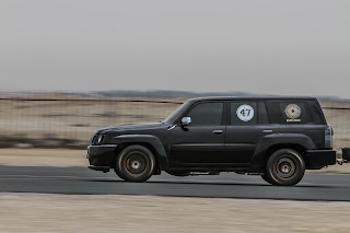 SUV that is faster than a Porsche