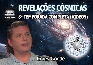 Resultado de imagem para oculto revelado: a verdade - corey goode revelações cósmicas