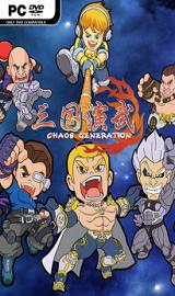Sango Guardian Chaos Generation Game Cover 205x290 - Sango Guardian Chaos Generation Steamedition-PLAZA