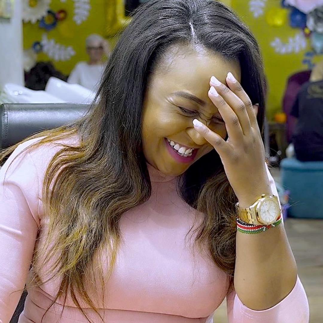 Mimi Mteule Hamniwezi! Betty Kyallo Tells Dennis Okari Stans