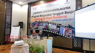 Program Masyarakat Tangguh Banjir PMI Terus Berlanjut