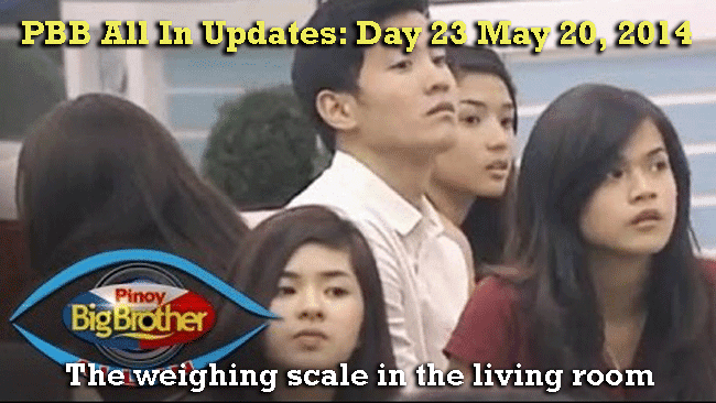 PBB All In Updates: Day 23 May 20, 2014