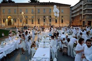 Cena in Bianco 2 Luglio Monza 2016