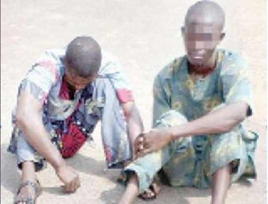 Two Men Almost Killed a Woman With Hot Sex In a Mosque In Oyo After The Sex See What They Did Next ****PHOTO****