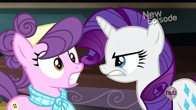 Suri Polomare and Rarity