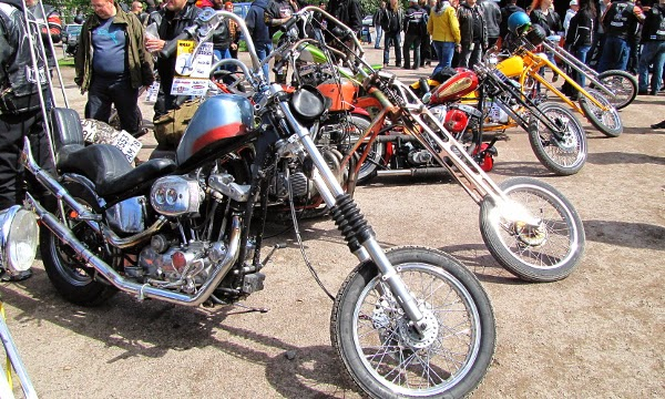 hippy bike chopper hojakka näyttelypyörä moottoripyörä rakentaminen