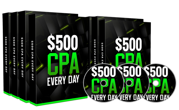 [GIVEAWAY] $500 CPA Every Day