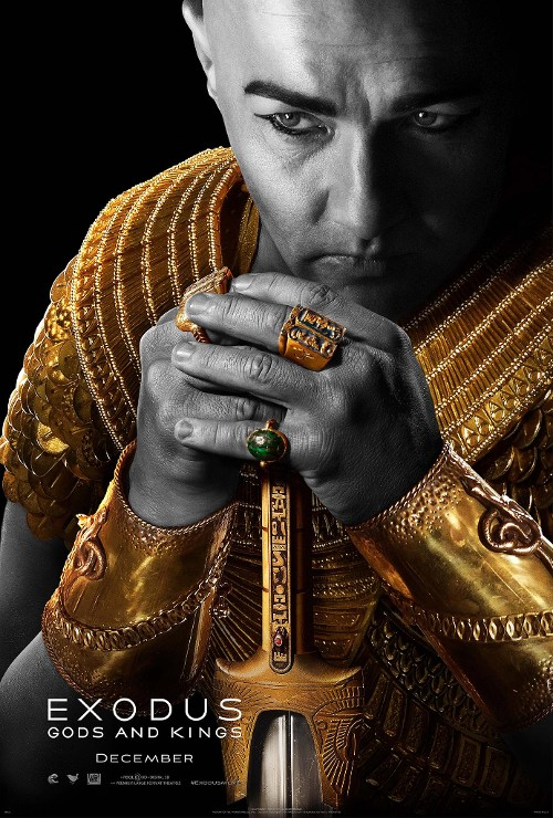Poster Exodus: Gods and Kings - Joel Edgerton