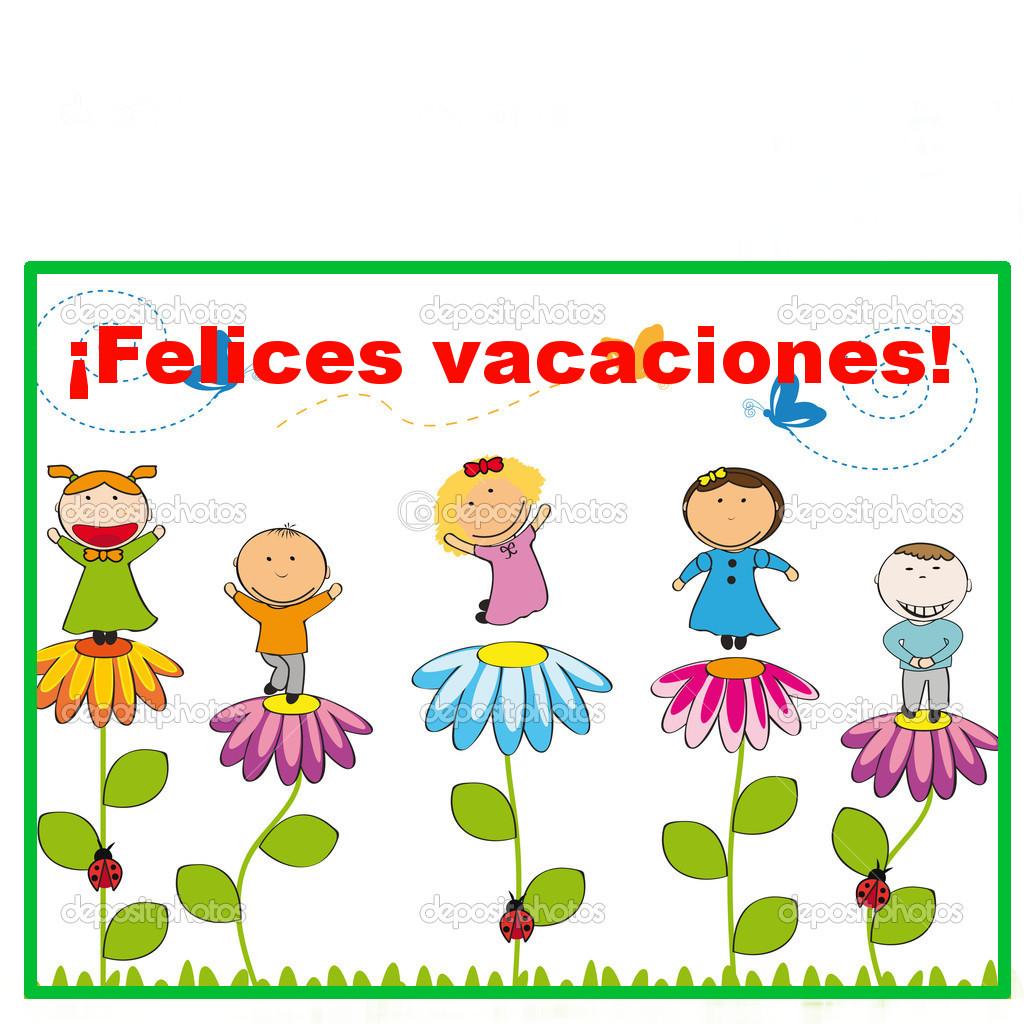 Sonrisas de niños : Tapa Cd Felices Vacaciones