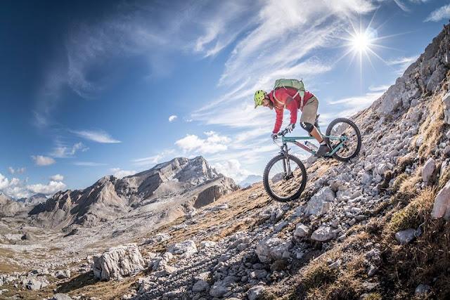 Foto Mountainbike Cima Josef