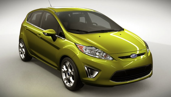 2011 ford fiesta se review