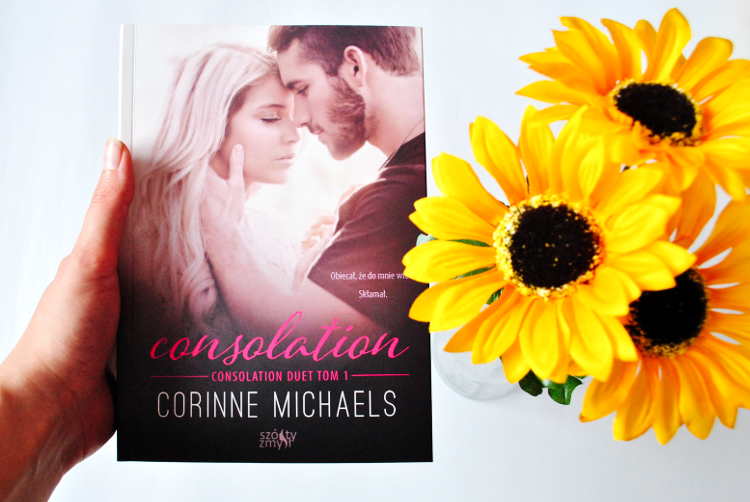 review consolation by corinne michaels,