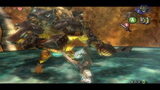 The Legend of Zelda: Twilight Princess screenshot 3