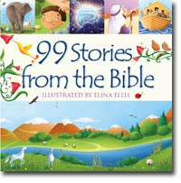 99 Stories from the Bible  cover