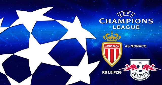 Prediksi AS Monaco vs RB Leipzig 22 November 2017