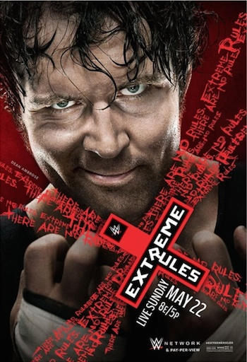 WWE Extreme Rules 2016 PPV Download