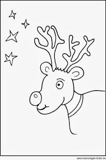 malvorlagen weihnachten gratis