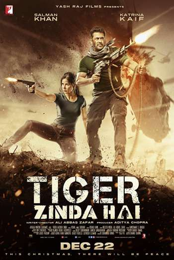 Tiger Zinda Hai 2017 Hindi Movie 480p BluRay 450MB