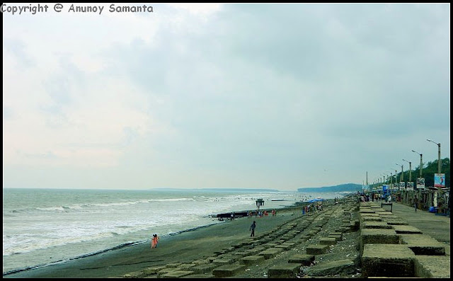 A Motorcycling affair along the Bay of Bengal