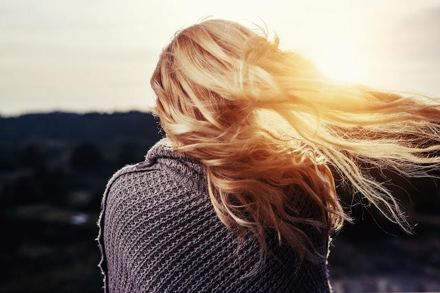 علاج لنمو الشعر وتكثيفه