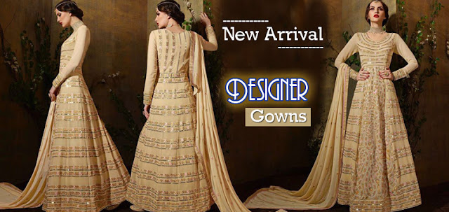 Latest Fancy Anarkali Suits And Dresses In Banglore Online Shopping