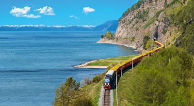 Transiberiano Lago Baikal