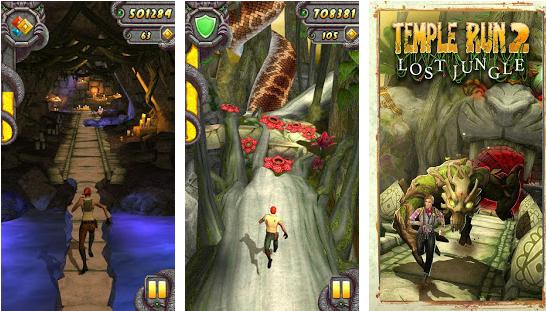 Temple Run Mod Money Apk for Android Terbaru Temple Run 2 v1.49.0 Mod Apk (Unlimited Money + Gems)