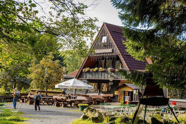 Bad Harzburger Teufelsstieg  Wanderung-Harz  Wandern – Von Bad-Harzburg auf den Brocken  Wandern-im-Harz  Abstieg Goetheweg zum Torfhaus 03