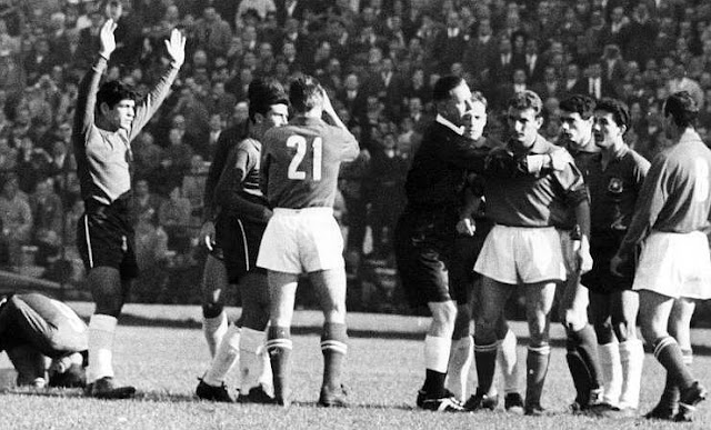 Chile e Italia en Copa del Mundo Chile 1962, 2 de junio