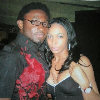 throwback photo of Big brother stars Uti and TBoss