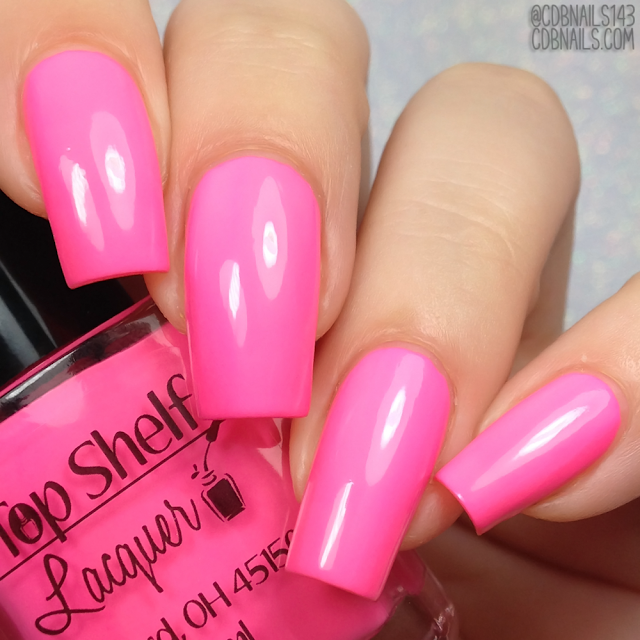 Top Shelf Lacquer-Strawberry Shortcake Smoothie