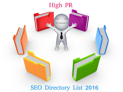 High PR Free Directory List 2016 | The Backlinks List