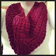 60-Minute Cowl Scarf