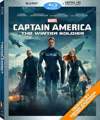 Captain America The Winter Soldier 2014 BRRip 400Mb Dual Audio 480p