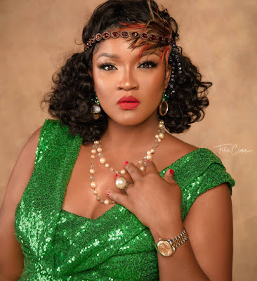 Omotola Jalade Ekehinde fashion and style looks