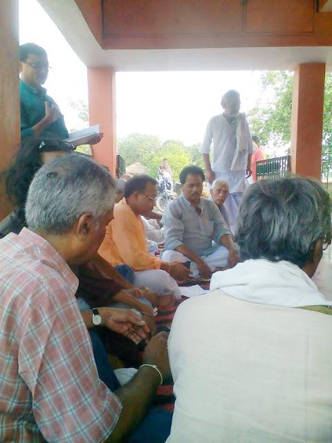 महाकांत ठाकुर कें 'मैथिलीसेवी सम्मान'