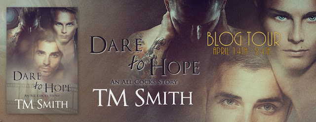 Blog Tour: Guestpost & Giveaway TM Smith - Dare to Hope