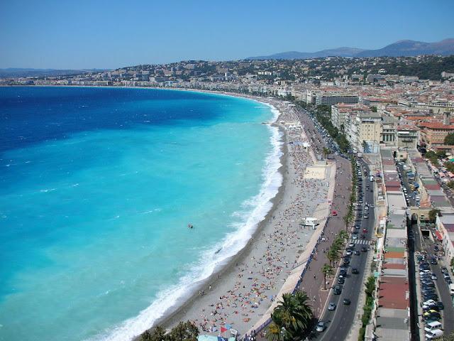 Como ir de Nice à Marselha ou de Marselha à Nice