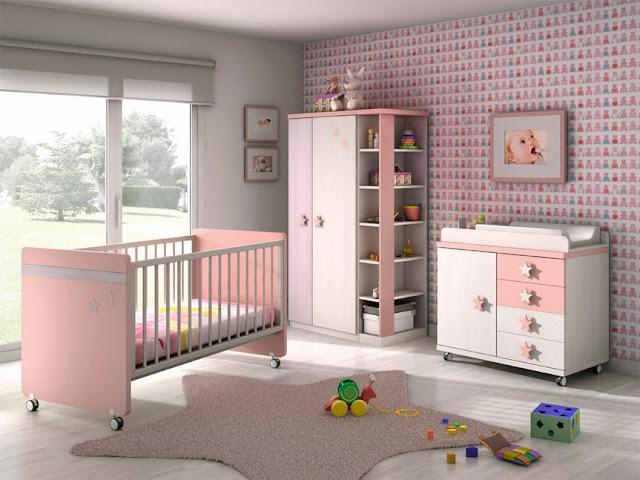 Chambre à coucher bébé