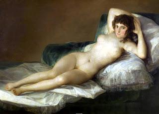 nudo all'epoca dei lumi