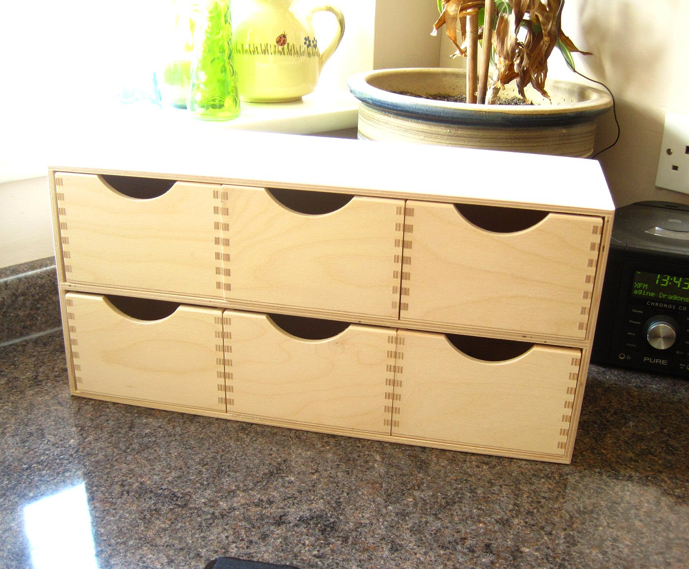 Craft storage it 39 s a beautiful thing for Quality craft tool box