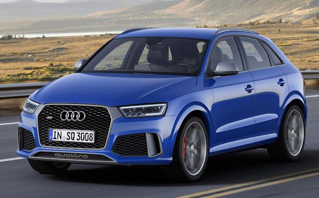 Novo Audi RSQ3 2017