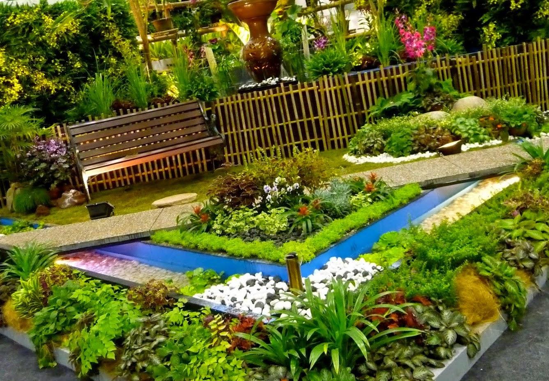 #1 Nice Flowers Garden Wallpapers | cokolwiekap on Nice Backyard Landscaping Ideas id=93796